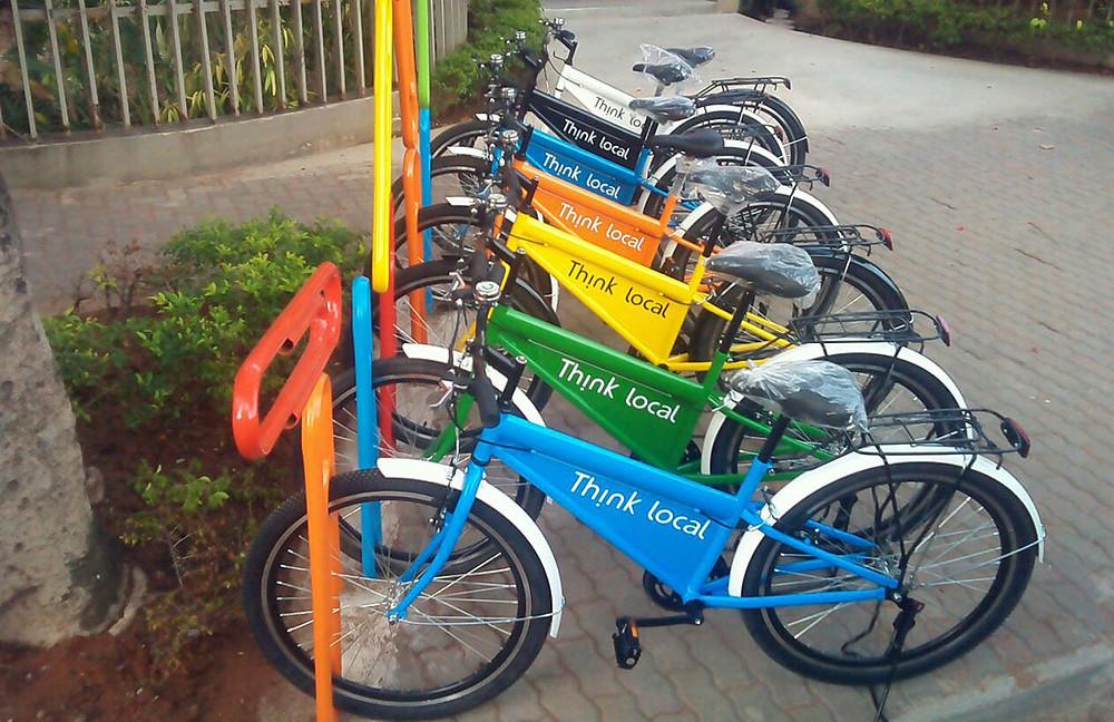 Bikes personalizadas / Divulgação