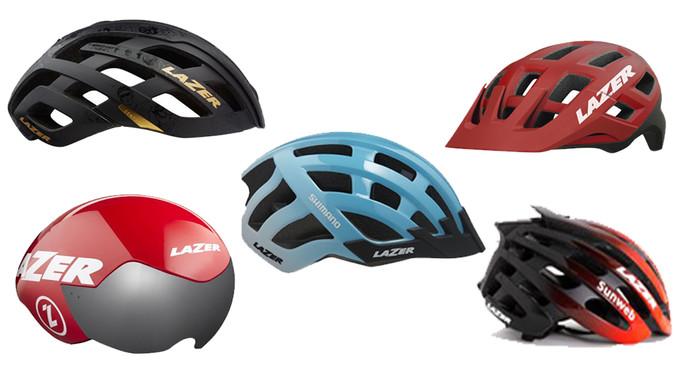 Blue Cycle Distribuidora traz ao mercado brasileiro novos modelos e cores de capacetes da marca Laze
