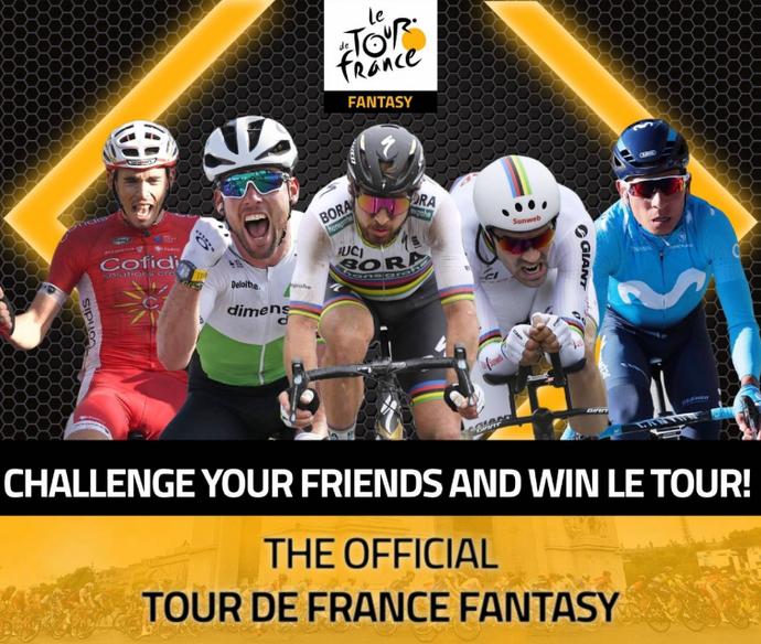 """ASO cria """"Cartola"""" para próxima edição do Tour de France"""