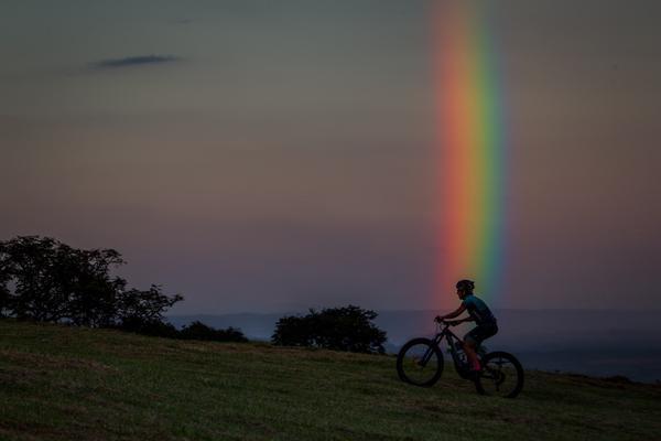 Visual da Cuesta Paulista (Fabio Piva / Brasil Ride)