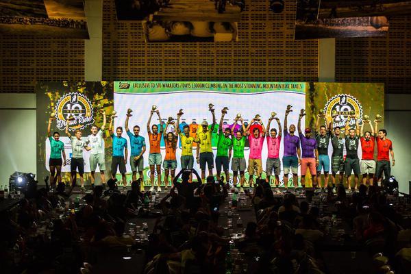 Todos os campeões da 10a. edição (Wladimir Togumi / Brasil Ride)