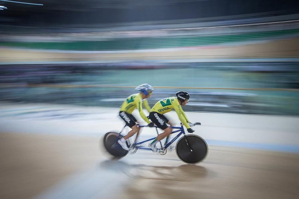 Mundial de Paraciclismo de Pista 2018/ MPIX - CPB - Divulgação