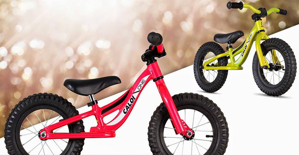 Caloi One é um modelo para iniciação no ciclismo / Divulgação