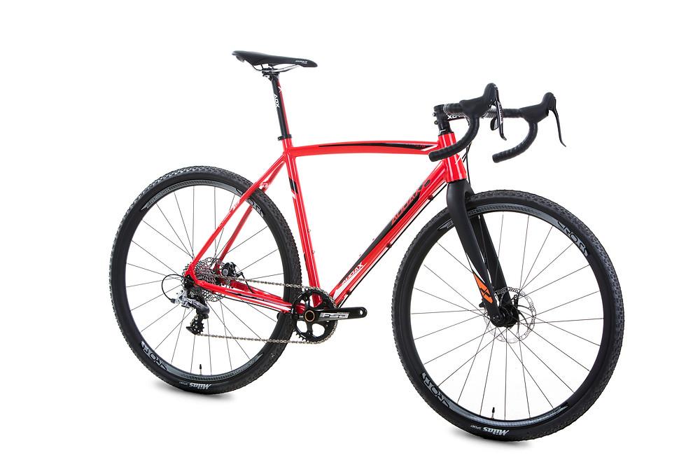 Modelo de Ciclo-cross da Audax / Divulgação