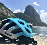 Review do capacete Lazer Compact Team Shimano