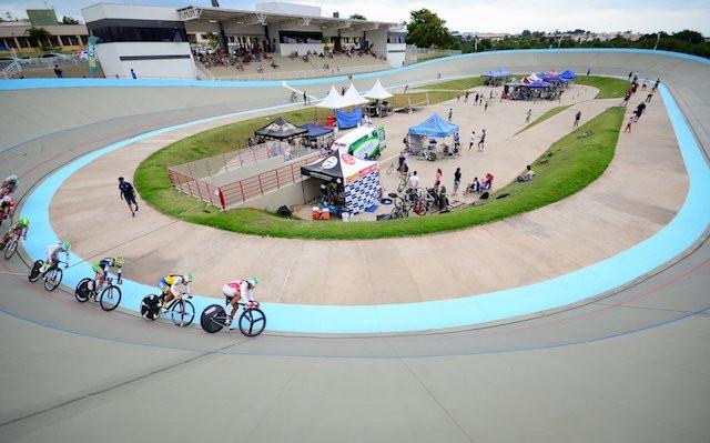 Velódromo de Indaiatuba / Luis Claudio Antunes/CBC