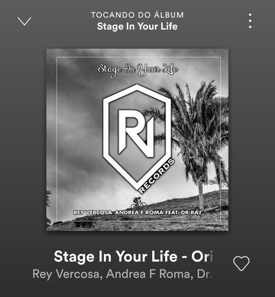 Stage In Your Life é a música que celebra os  dez anos da Brasil Ride
