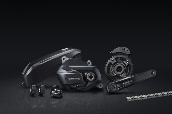 Shimano mira novo mercado de e-bikes com lançamento do Steps E7000 para mountain bike