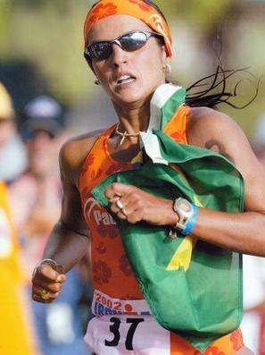 Fernanda participou de 23 edições do Mundial de Kona / Divulgação