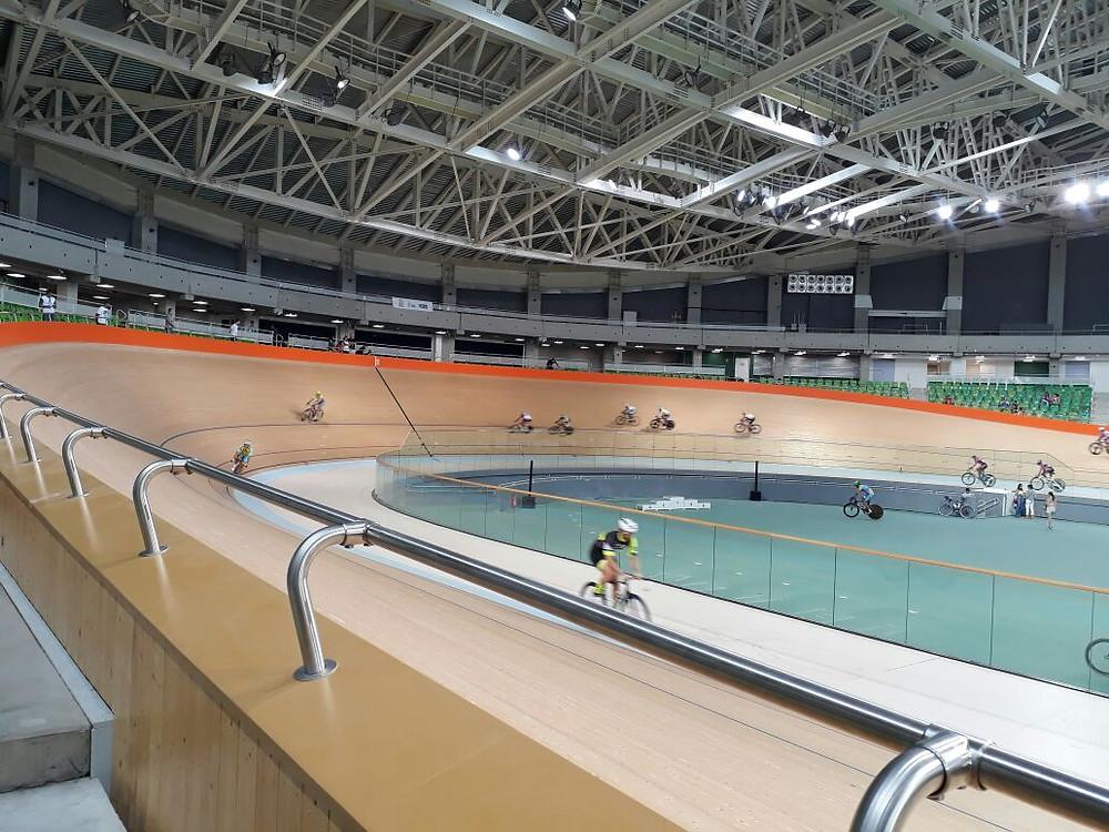 Velódromo Olímpico do RJ / Jacqueline Howard