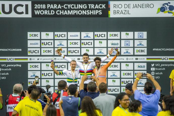 Mundial de Paraciclismo de Pista retorna ao Rio de Janeiro para duas edições (2021 e 2024)