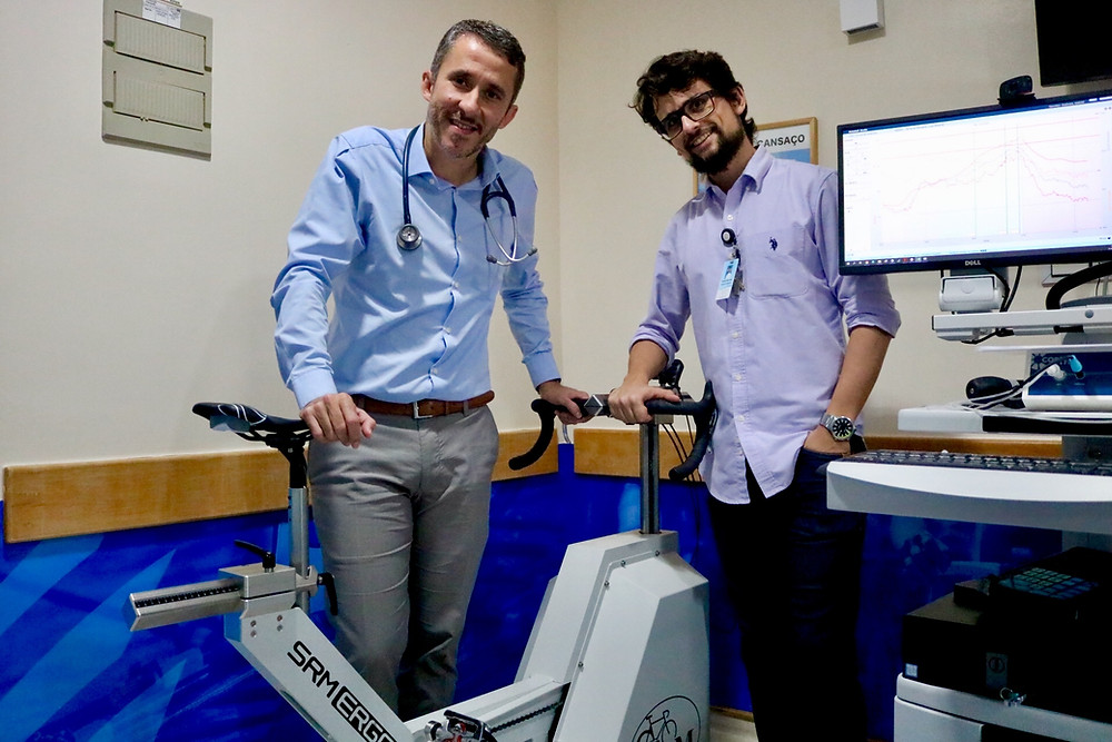 Fabrício e Gabriel na SRM / Márcio de Miranda - Planeta da Bike