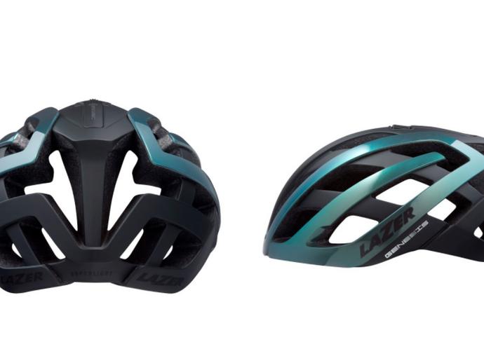 Lazer apresenta linha exclusiva de capacetes inspirados na Aurora Boreal
