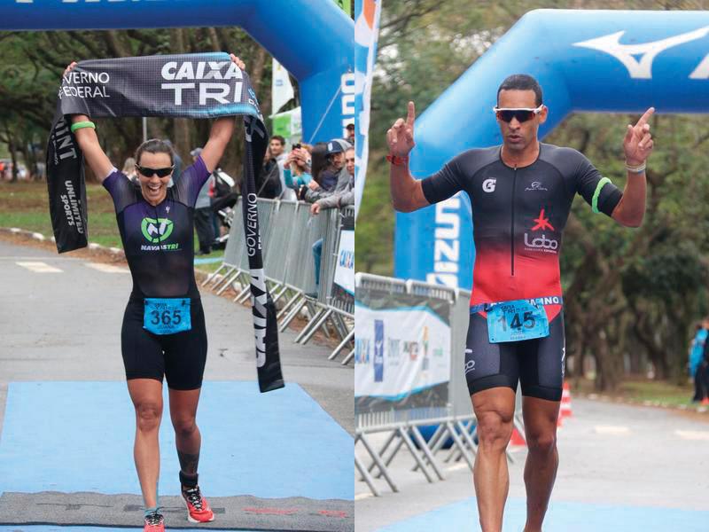 Os campeões da etapa(Fabio Falconi Unlimited-Sports)