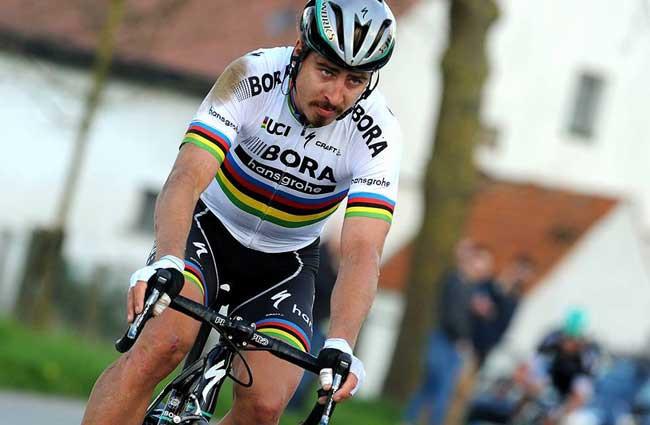 Peter Sagan divulga vídeo com outro ângulo da queda no Tour de Flanders