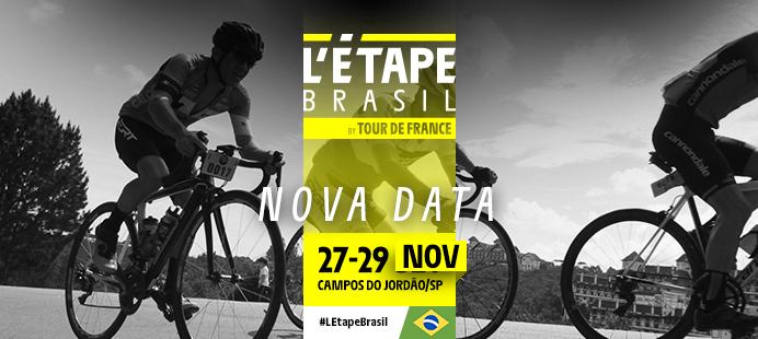 L'Étape Brasil 2020 anuncia nova data