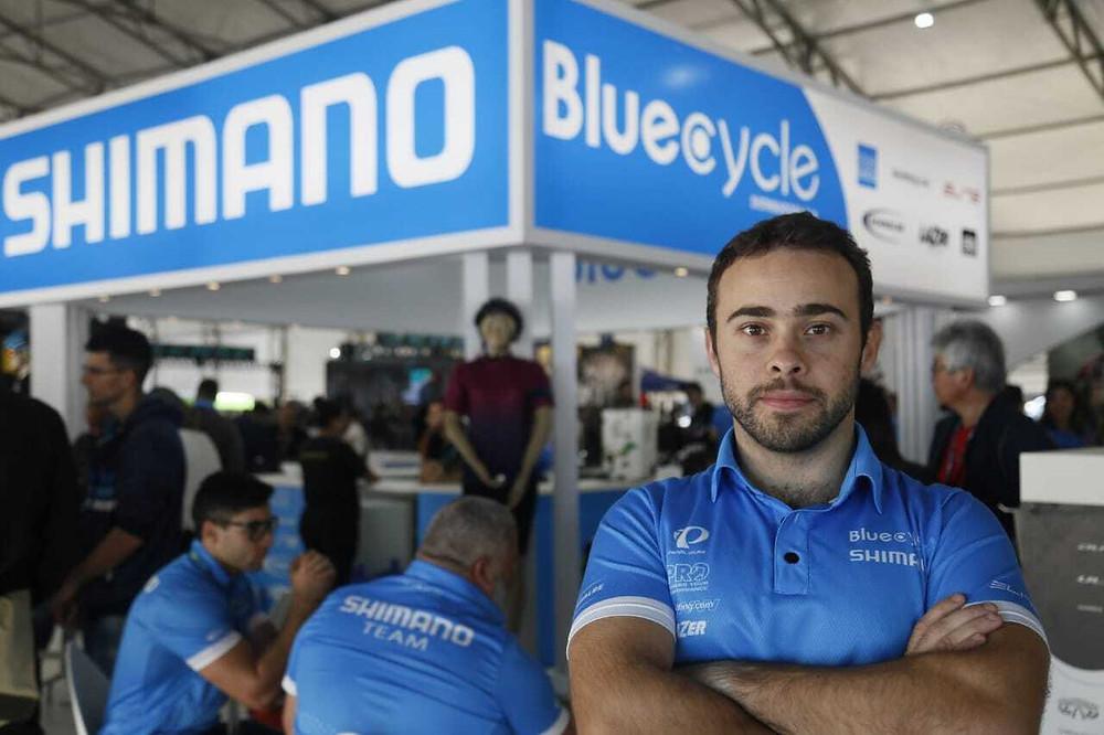 Juliano Mol Xavier, diretor de operações da Blue Cycle & Fishing Distribuidora S/A.