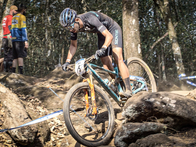 Rubinho e Giugiu da Sense Factory Racing vencem na CIMTB de Congonhas