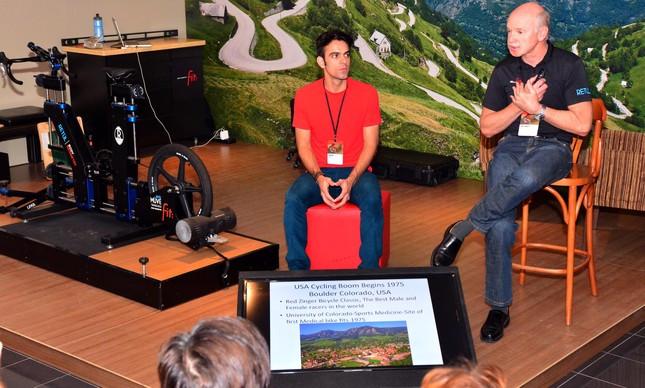Bike Fit é um aliado do ciclista na melhora de performance e na prevenção de lesões