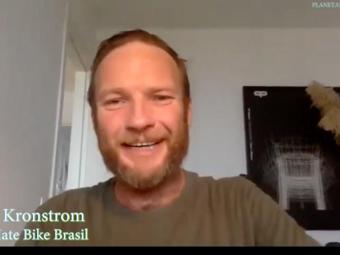 Entrevistamos com exclusividade, o dinamarquês Peter Kronstrom, CEO da Mate Bike Brasil