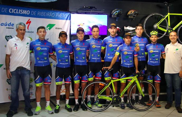 Equipe de ciclismo de Ribeirão Preto se reforça para temporada 2017