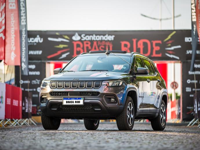 Jeep é a mais nova patrocinadora da temporada 2021 da Brasil Ride