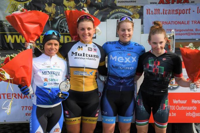 Equipe Memorial Santos é destaque em competição na Bélgica
