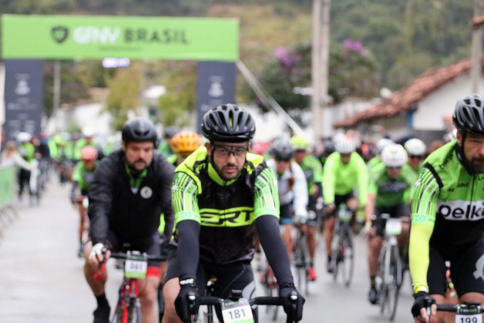 Largada da terceira edição / Márcio de Miranda - Planeta da Bike