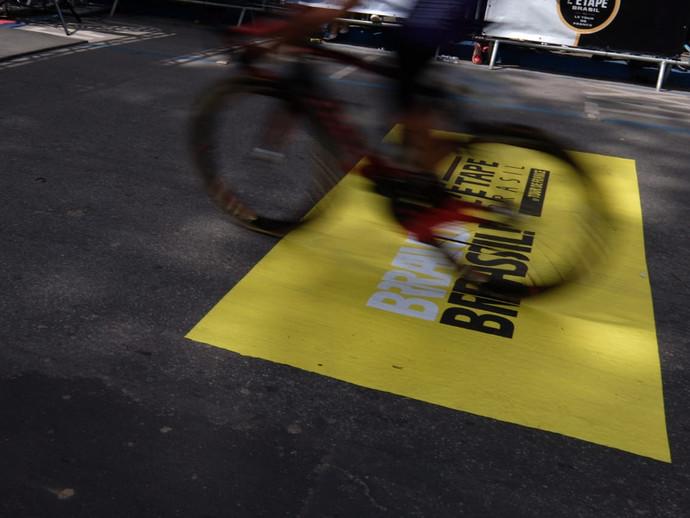 L'Étape Brasil by Tour de France fecha parceria com Strava
