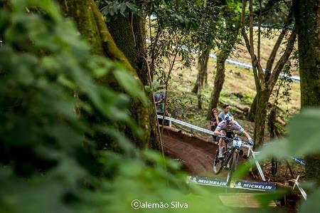 Henrique Avancini fez a volta mais rápida no XCT  (Foto: Alemão Silva)