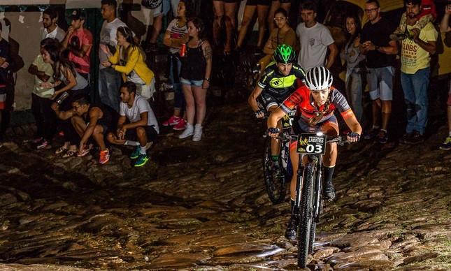 Atletas na disputa / Divulgação