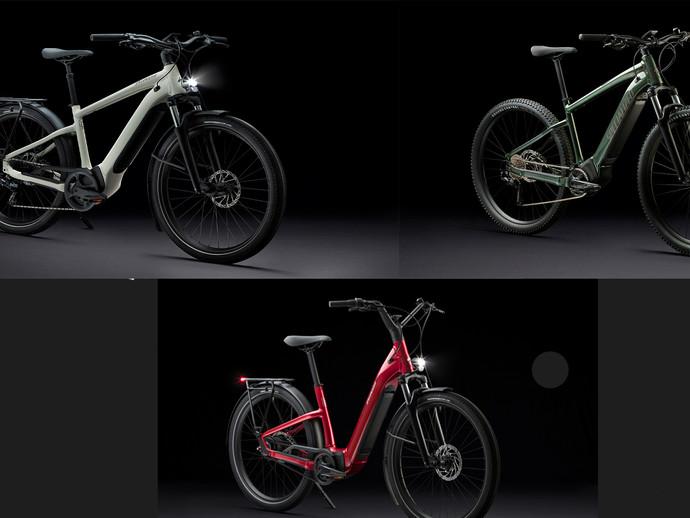 Turbo Vado, Como e Tero são a próxima geração de bikes elétricas Turbo Full Power da Specialized