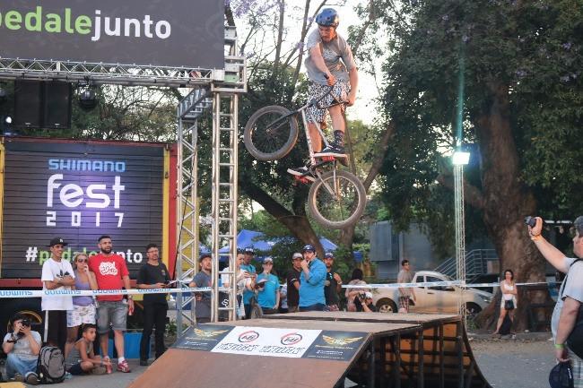Demo de BMX na última edição / Márcio de Miranda - Planeta da Bike