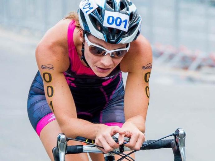 Fernanda Garcia inicia temporada de olho no bicampeonato do Troféu Brasil de Triathlon