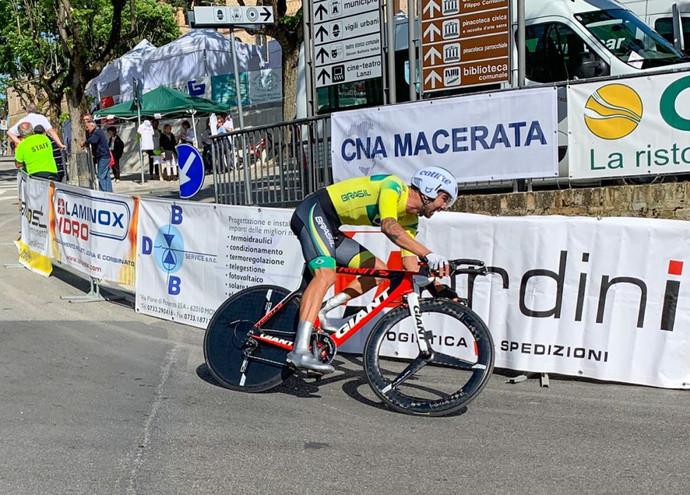 Lauro Chaman conquista o bicampeonato da Copa do Mundo de Paraciclismo