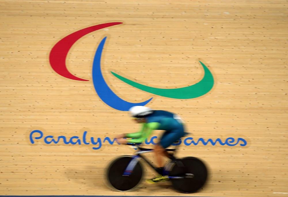 Atleta no Velódromo Olímpico do Rio de Janeiro / Alaor Filho/MPIX/CPB.jpg