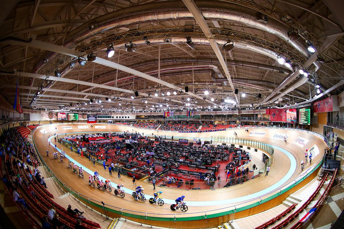 A UCI apresenta o calendário da Copa do Mundo de Ciclismo de Pista 2019/2020