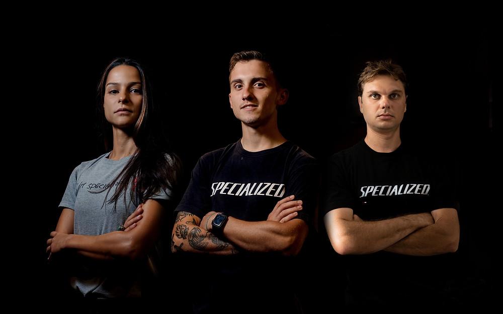 Nova equipe da Specialized / Divulgação