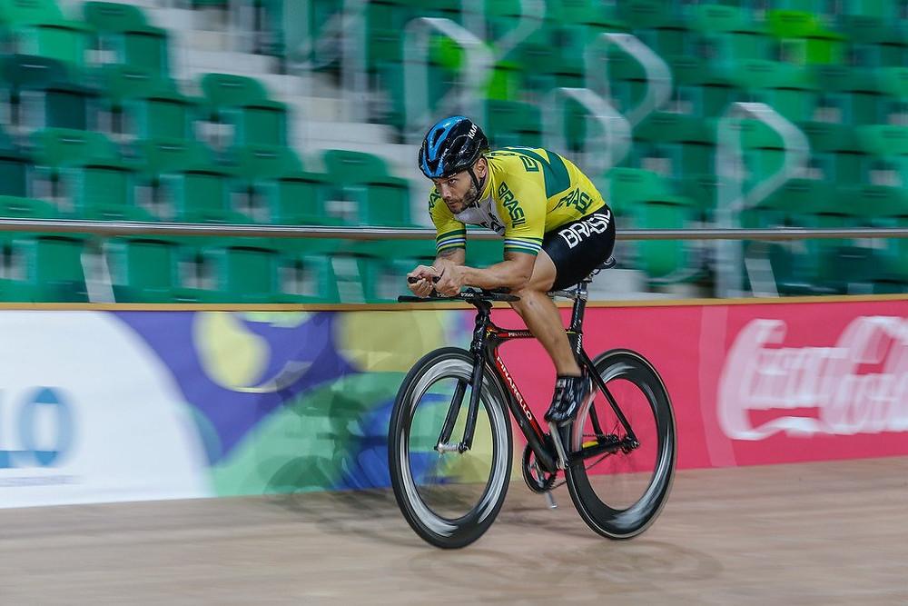Ciclismo de Pista / Marco Antonio Teixeira/MPIX/CPB
