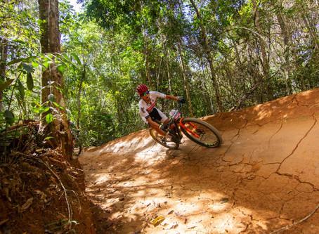 Desafio dos Gigantes de Mountain Bike por Raiza Goulão