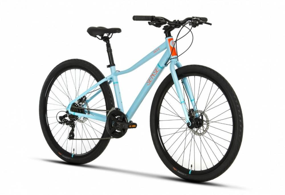 Bicicleta Sense Move Disc
