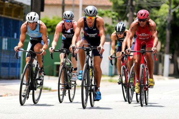 29º Triathlon de Santos: Manoel Messias e Luísa Baptista vencem, mesmo com vaga garantida em Tóquio-