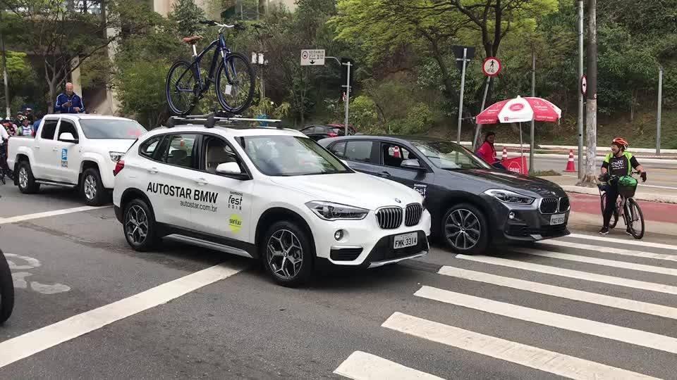 Início de pedal / Divulgação