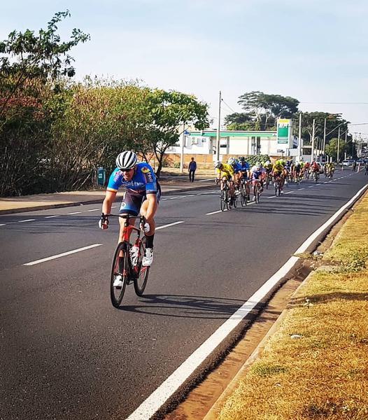 Ben-Hur nos Jogos Regionais (Divulgação)
