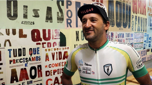 Mixirica em evento antes da RAAM 2019 / Márcio de Miranda - Planeta da Bike