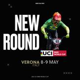 Verona, na Itália, sediará as duas primeiras rodadas da Copa do Mundo UCI de BMX 2021