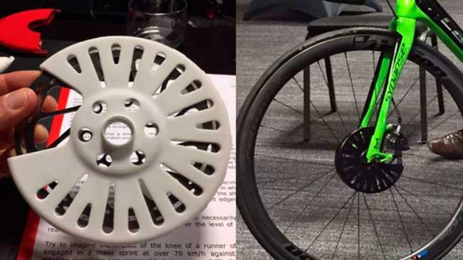 Proteção sugerida pela Associação de Ciclistas Profissionais