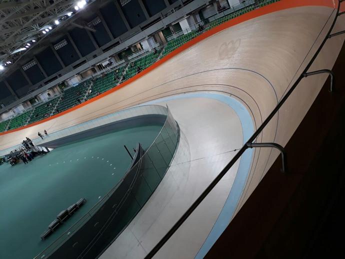 Treinos oficiais do Mundial de Paraciclismo começam na manhã desta terça-feira, no Velódromo Olímpic