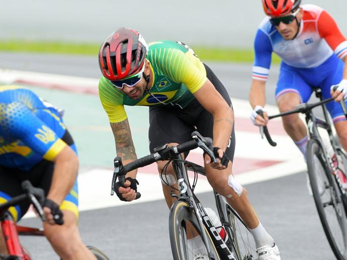 Paraciclismo brasileiro se despede de Tóquio com 4° lugar de Lauro Chaman na Estrada