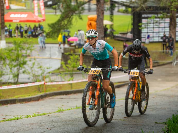 Henrique Avancini e Giuliana Morgen conquistam o Campeonato Brasileiro de Short Track 2020